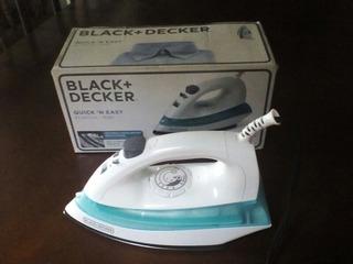 Plancha Black + Decker