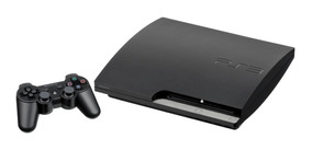 Playstation 3 Usado + 2 Controles + 3 Jogos
