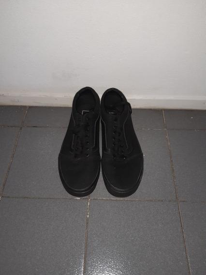 Zapatillas Vans Old School Negras