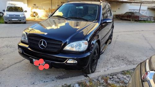 Mercedes-benz Ml 2004 2.7 Ml270 Cdi Luxury At