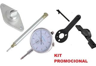 Kit Promocional Pms Troca Correia Linha Fire & Evo + Relógio
