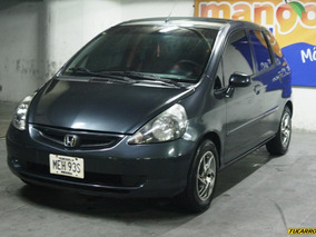 Honda Fit Lx Ctv