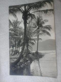 Postal Antigo Ilha Bela Sp
