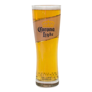 Corona Corona Luz Oslo Beber Vidrio