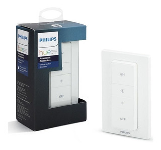 Regulador Intensidad Remoto Smart Philips Dimer Hue Variador