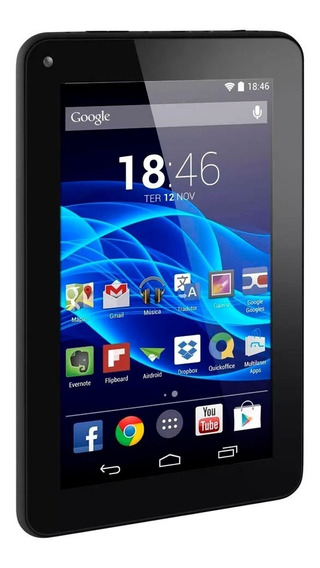 Tablet Multilaser M7s Tela 7 Android 4.4 - Nb184