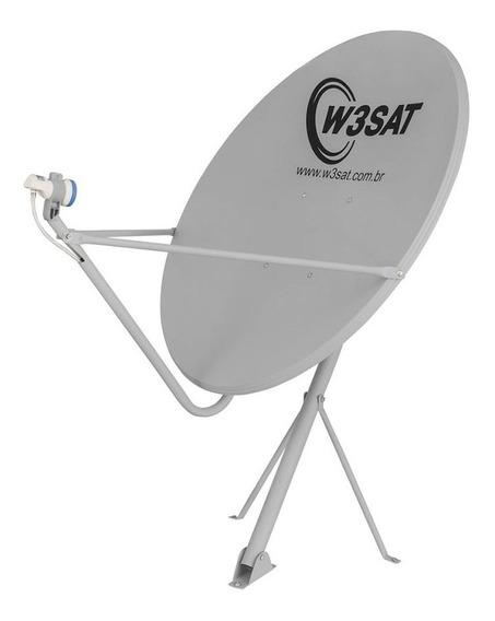 Antena Dth Offset Banda Ku De 90 Cm W3sat Clarotv Sky Oitv
