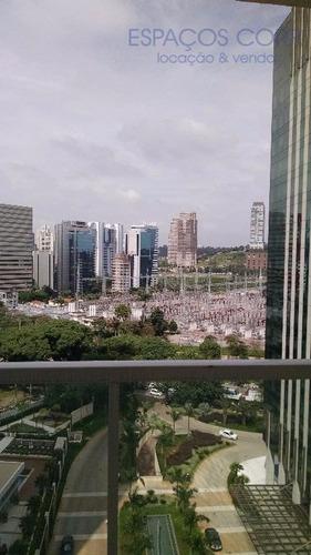 Conjunto Comercial Para Alugar, 178m² - Brooklin - São Paulo/sp - Cj0004