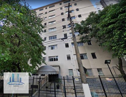 Imagem 1 de 9 de Apartamento Com 2 Dormitórios À Venda, 91 M² Por R$ 550.000,00 - Moema - São Paulo/sp - Ap3686