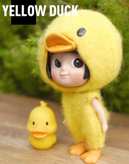 Mui Chan Fake Bonecas Importadas 18 Cm Pronta Entrega!!!!