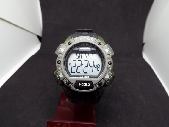 Reloj Digital Timex Expedition Para Hombres