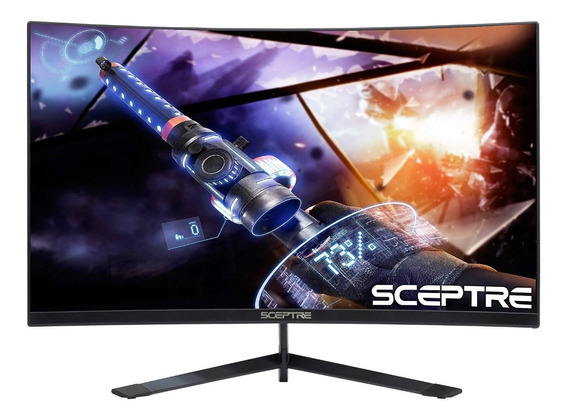 Monitor Sceptre 24 Curvo 144hz Gaming Freesync Dp Hdmi 2019