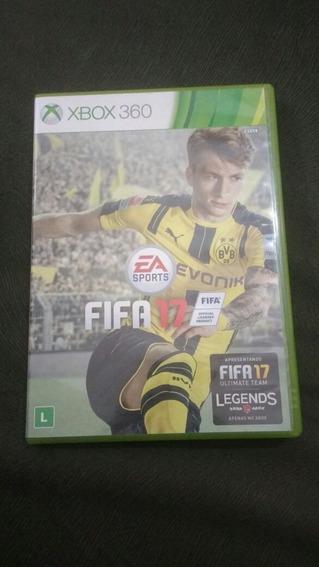 Fifa 17 Xbox 360 Original (usado)
