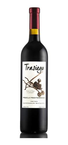 Vino Tinto Trasiego Mezcla Mediterranea 750ml