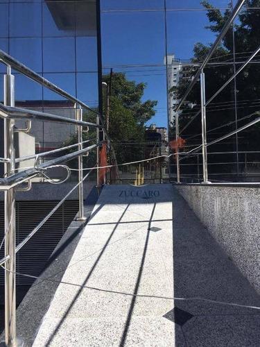 Salão Primeira Locação  Na Vila Galvão - Sl0829