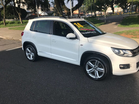 Volkswagen Tiguan 2.0 Fsi R-line 5p Teto /2014 S/entrada