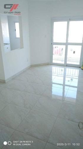 Imagem 1 de 11 de Apartamento Com 2 Dormitórios À Venda, 65 M² Por R$ 215.000 - Jardim Gurilândia - Taubaté/sp - Ap0380