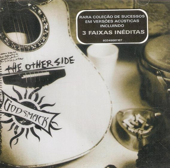 Cd Godsmack - The Other Side - Novo Lacrado***