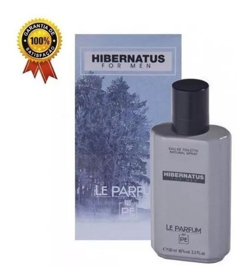 Perfume Masculino 100ml Hibernatus Edt Paris Elysees Origi