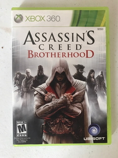 Assassins´ Creed Brotherhood, X Box 360