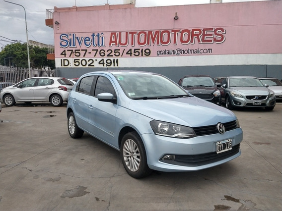 Volkswagen Gol Trend 1.6 Highline 101cv I-motion 2015