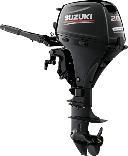 Motor De Popa Suzuki 20hp 4t 44kg Ñ Yamaha Ñ Mercury