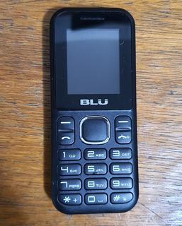 Telefone Celular Blu - 2 Chips + Cartão