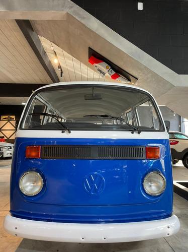 Imagem 1 de 8 de Volkswagen Kombi 1.6 1993 - São Paulo Motorsport