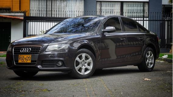 Audi A4 Modelo 2011, Segundo Dueño, Motor 1.8 T/a