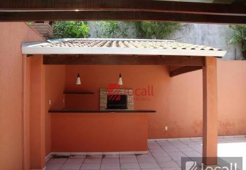 Imagem 1 de 15 de Casa Com 3 Dormitórios À Venda, 250 M² Por R$ 550.000,00 - Condomínio Residencial Jardins De Barcelona - São José Do Rio Preto/sp - Ca0485