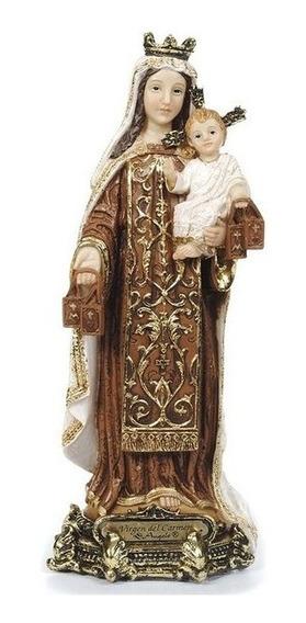 Imagem Nossa Senhora Do Carmo 40 Cm Di Ângelo Barroca