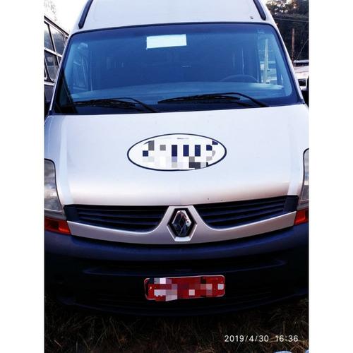 Van Renault Master  - Ano 2012/2013