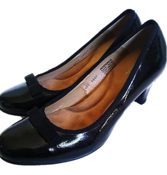 Zapatos Zapatillas Andrea Talla 5 Negras Mujer Enviogratis