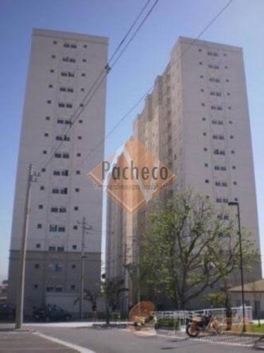 Imagem 1 de 18 de Apartamento No  Engenheiro Goulart, 47 M²,  02 Dormitórios, 01 Vaga, R$ 230.000,00 - 2524