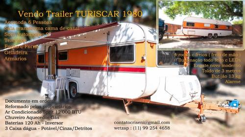 Turiscar Trailer 6 Pessoas
