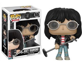 Funko Pop! Rocks #55 Joey Ramone Original