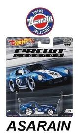 Shelby Cobra Daytona Coupe Circuit Legends Hot Wheels 1/64