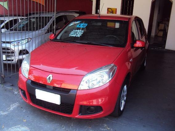 Renault Sandero 1.6 Expression Hi-torque - 2012/2012, Novo