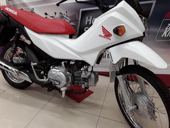 Honda Pop 110i (2020) Freios Cbs Inj Eletronica 4 Marchas