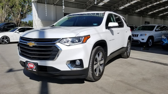 Chevrolet Traverse 3.6 Lt Piel At 2019