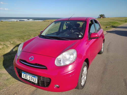 Nissan March Extra Full 1.6 M/t