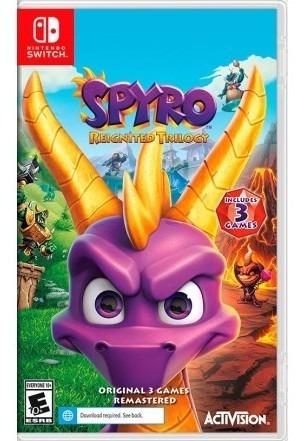 Juego Switch Spyro Juego Switch Spyro Tk076