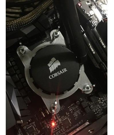 Adaptador Para Corsair Hydro Am4 Ou Intel