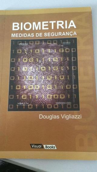 Livro Biometria - Medidas De Segurança