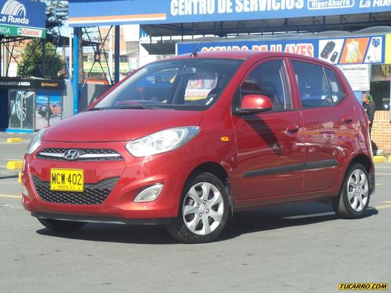 Hyundai I10 Gl Mt 1100cc