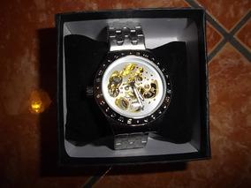 Reloj Swatch Para Hombre/dorado/cuerdas/original/elegante/