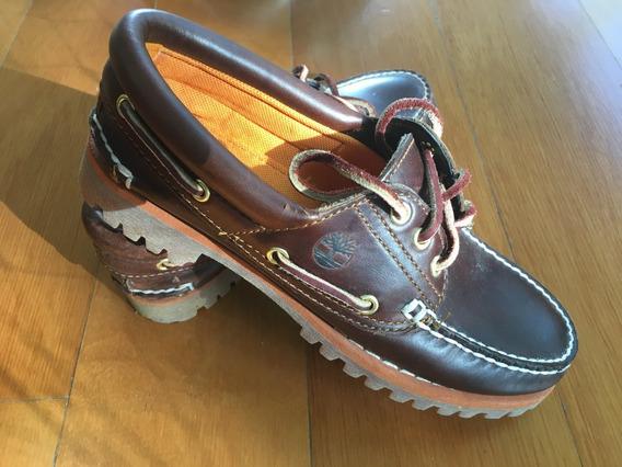 Zapatos Escolares Timberland N. 35