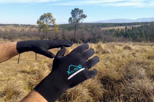 Guante Primera Piel Nieve, Bike, Running, Montaña- Xelfilo