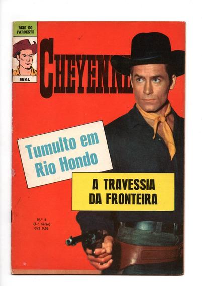 Reis Do Faroeste Nº 08 - Cheyenne - Ebal-1970 # Katram