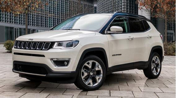 Jeep Compass Longitude 2.4 0km   Zucchino Centenario